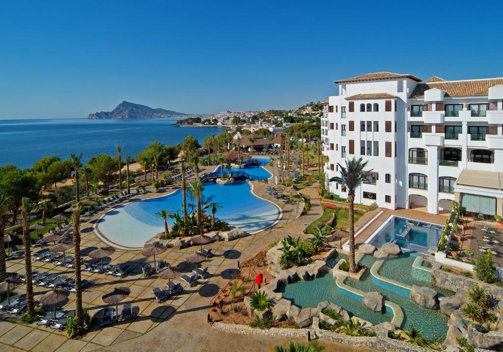 Hotel Sh Villa Gadea Altea Spain Hotelsearch Com