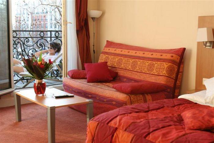 Hotel Ideal Hotel Design, Paris 14e Arrondissement, France | HotelSearch.com