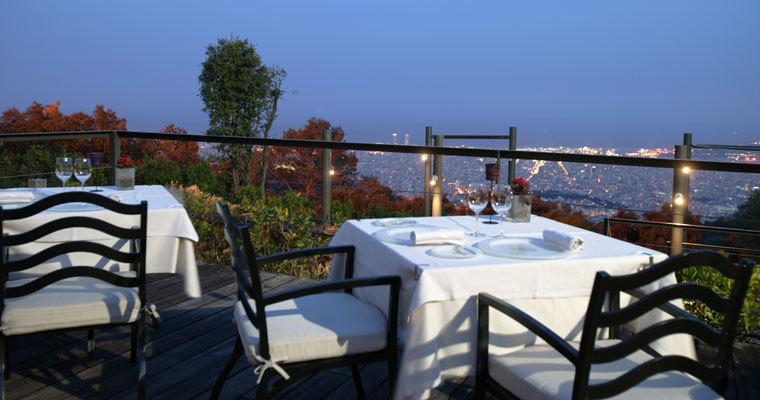 hotel gran hotel la florida barcelona spanien. Black Bedroom Furniture Sets. Home Design Ideas