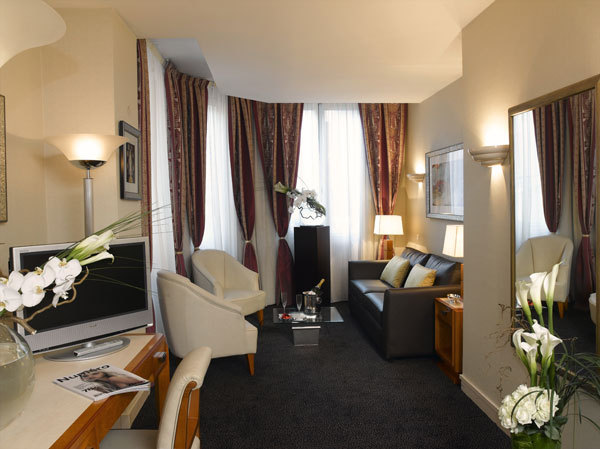 Hotel Les Jardins Du Marais Home Plazza Paris 11e Arrondissement