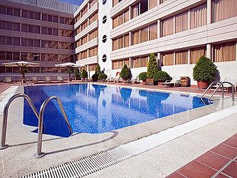 Hotel Novotel Madrid Campo De Las Naciones Madrid Spain