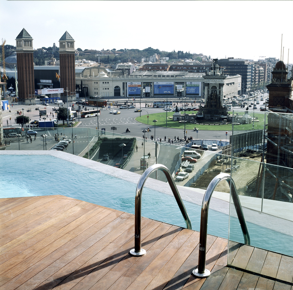 Hotel b hotel barcelona spain for Hotel barcelone