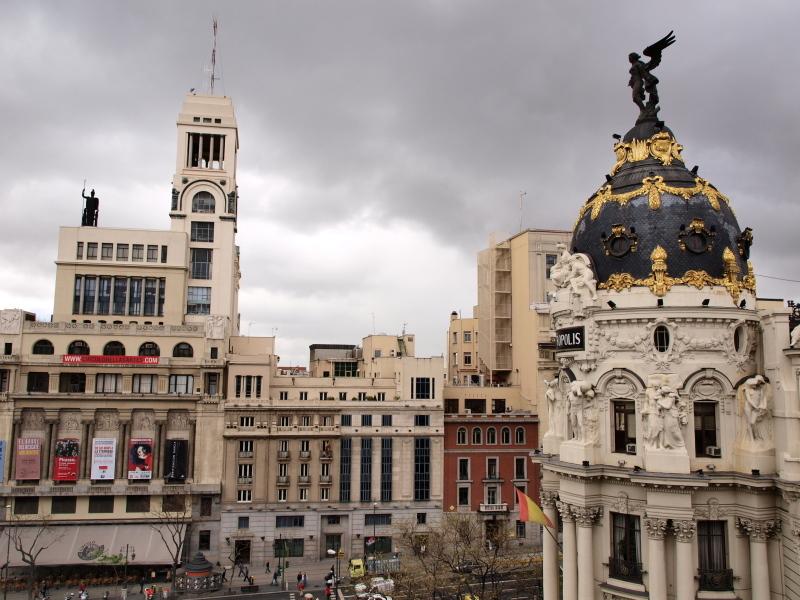 Hotel Ada Palace Madrid Spain