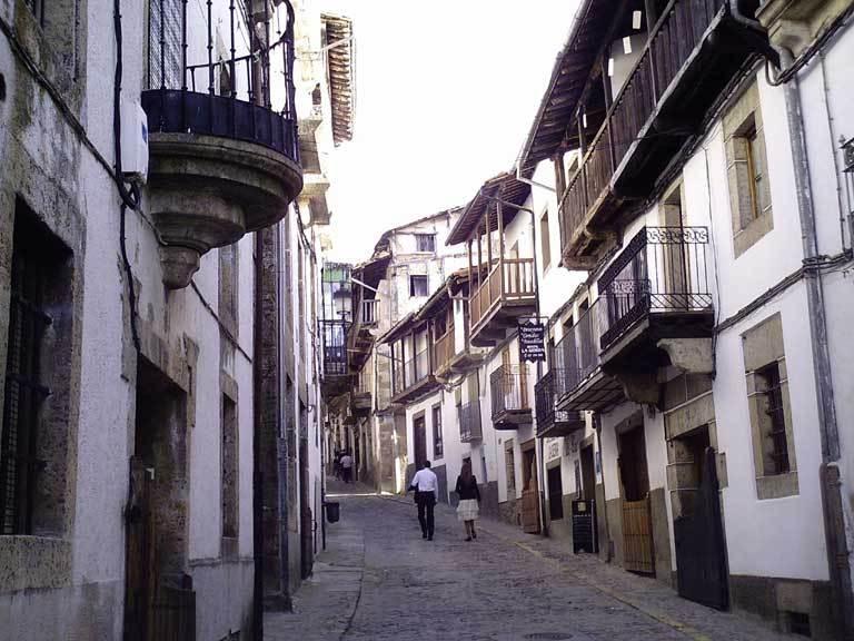 Hostel la sierra candelario espa a for Codigo postal del barrio de salamanca en madrid