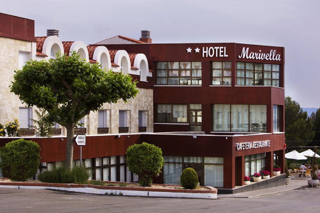 Hotel marivella calatayud espa a - Hotel castillo de ayud calatayud ...