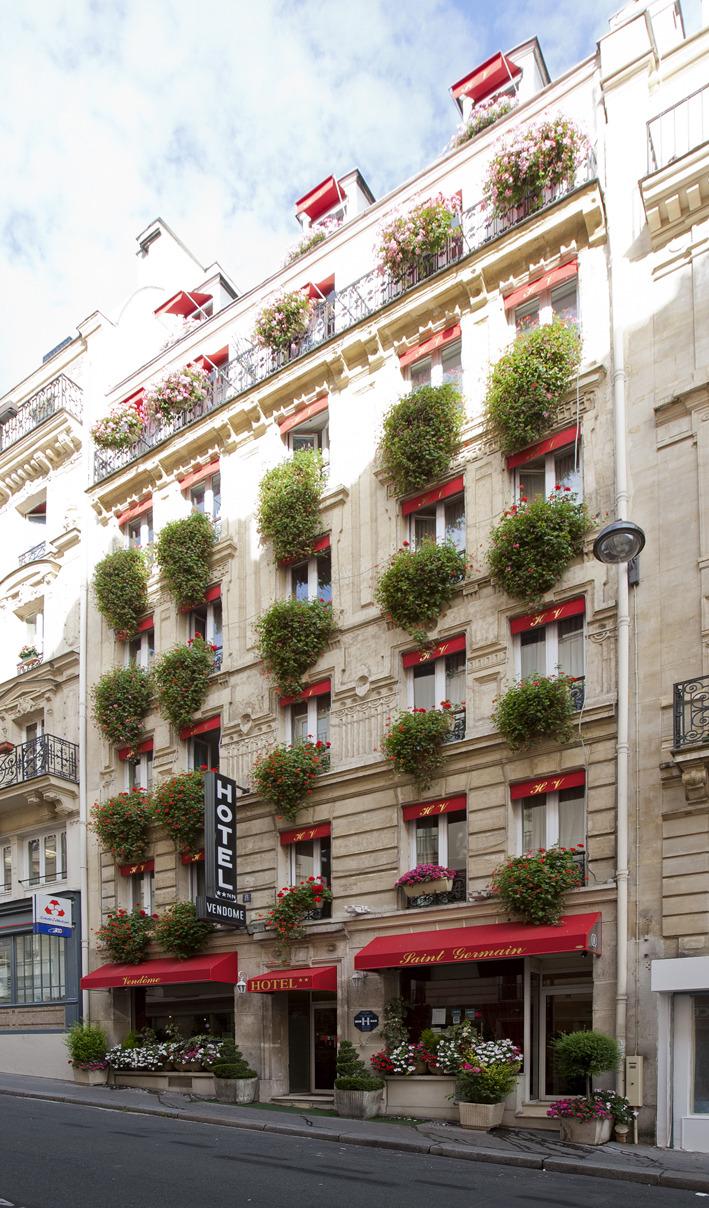 Central Saint Germain Hotel Paris
