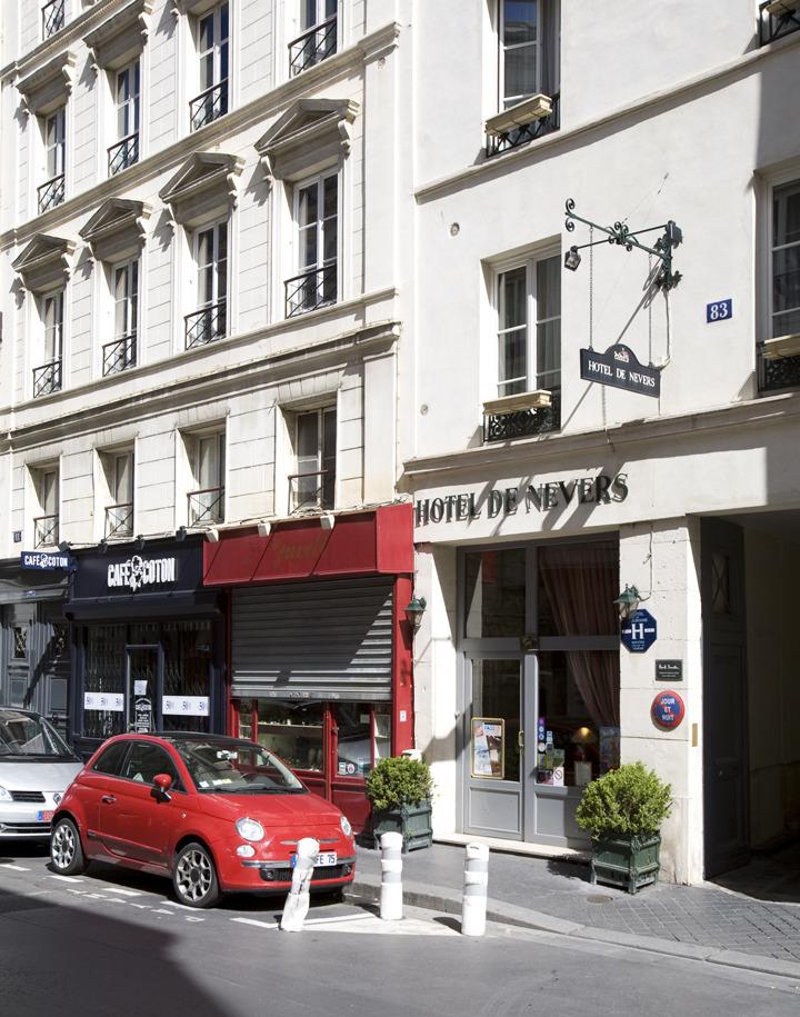 Hotel de nevers paris 7e arrondissement france for Hotel 11 arrondissement paris