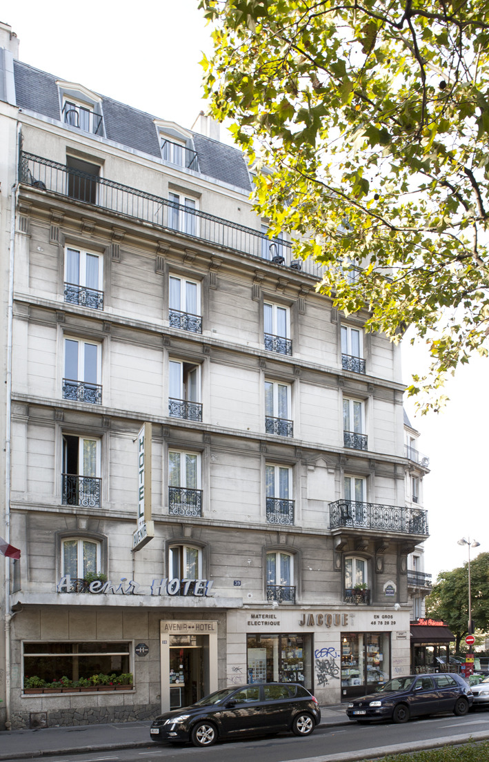 hotel avenir montmartre paris 9e arrondissement france