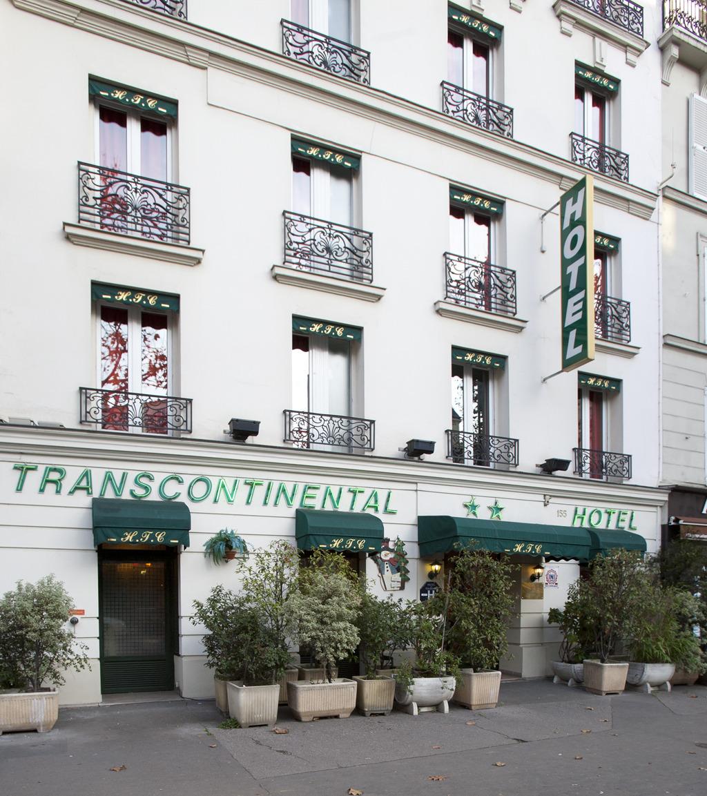 Hotel Transcontinental Paris 14e Arrondissement France