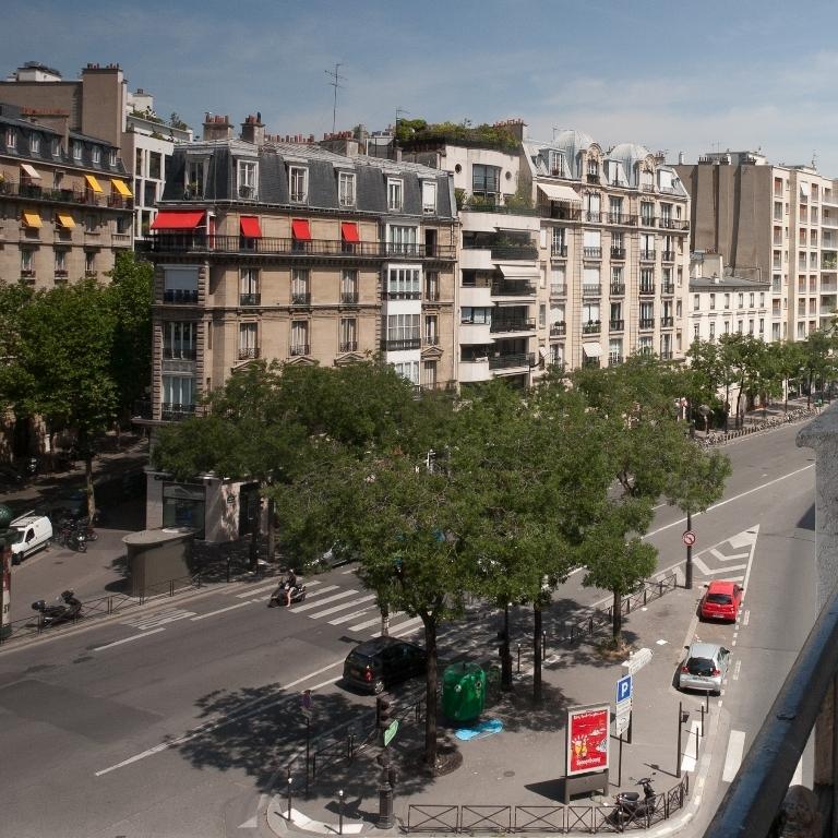 Hotel best western hotel eiffel auteuil paris 16e for Hotel 11 arrondissement paris
