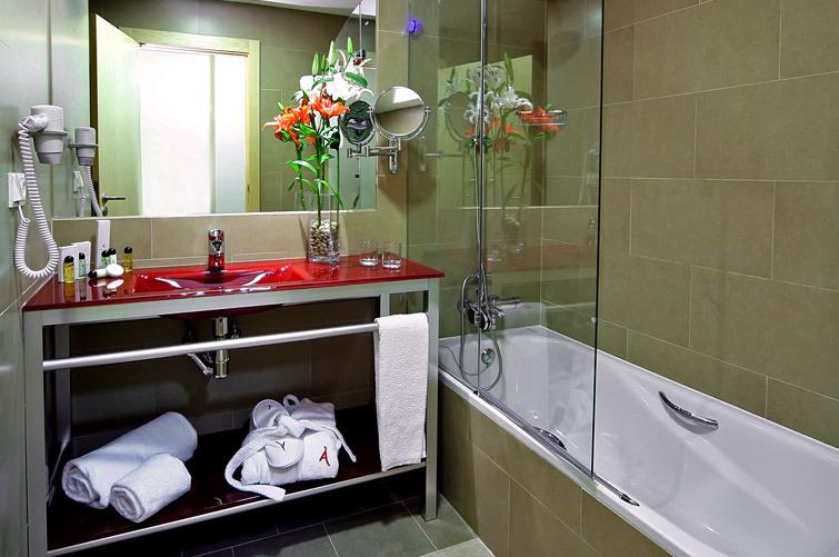 Hotel elegance getafe getafe espa a for Como llegar a getafe