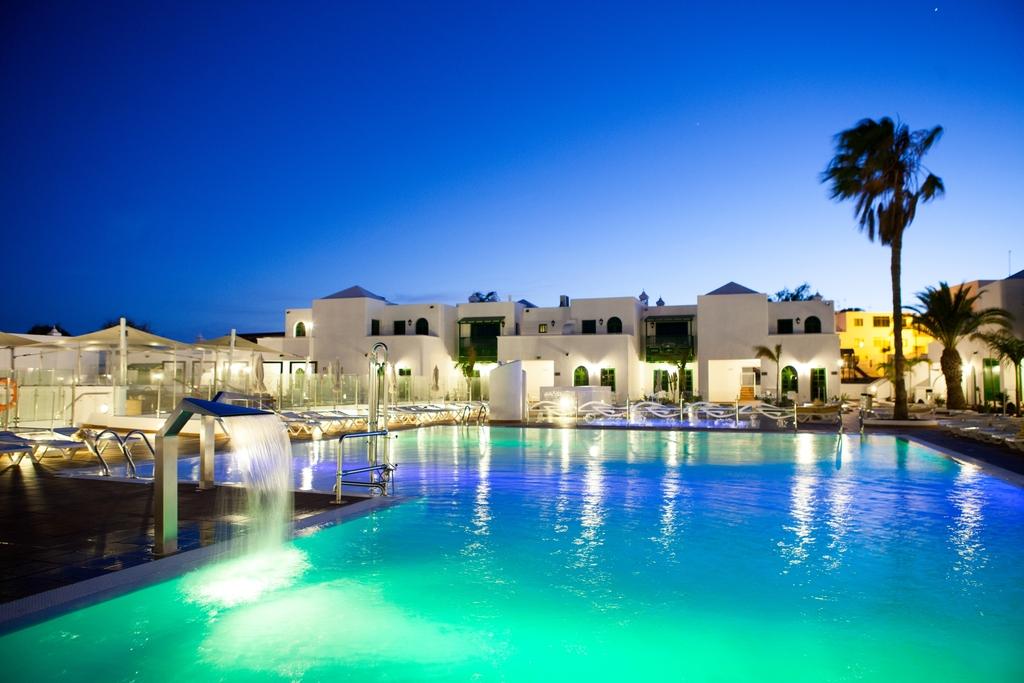 Gloria Izaro Club Hotel Lanzarote Reviews