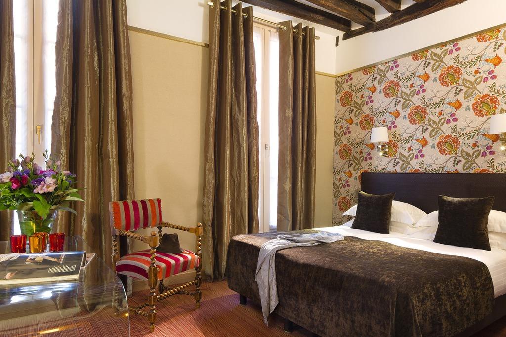 Hotel Saint Paul Rive Gauche Paris 6e Arrondissement