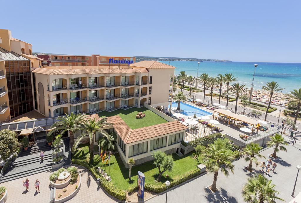 Hotel flamingo palma de mallorca spanien for Hotel palma de mallorca