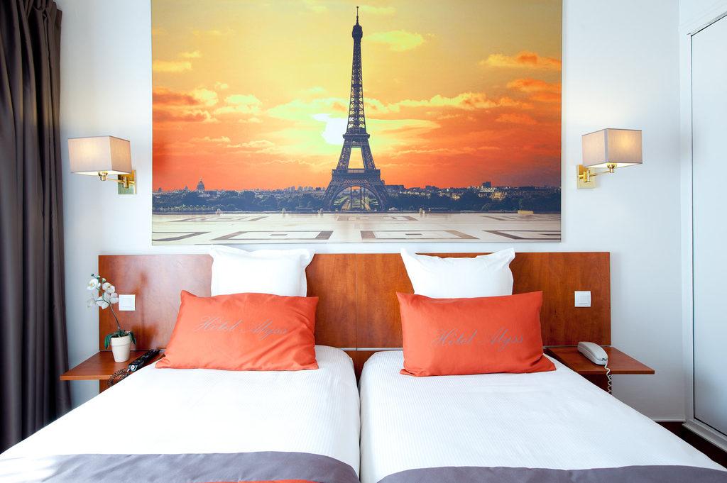 Hotel alyss saphir cambronne eiffel paris 15e for Hotel ideal paris 15